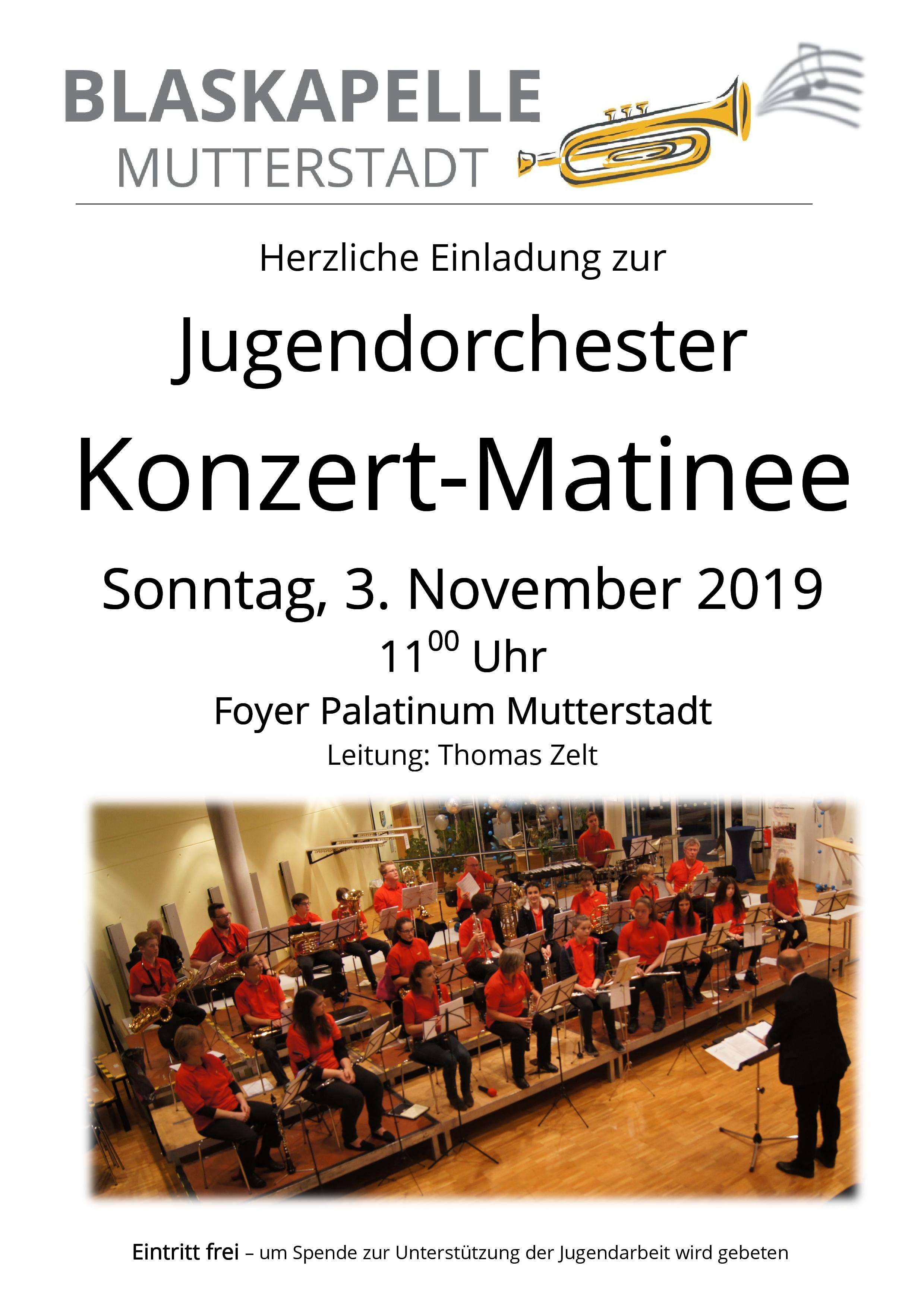 Plakat Matinee Jugendorchester 2019-001